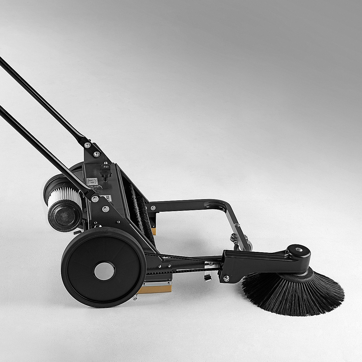 STRONG METAL CHASSIS THE MANUAL SWEEPER PICOBELLO 101