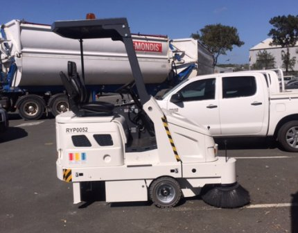 Eureka Magnum sold in Australia by ASC Sweepers